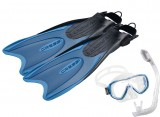 Fin, Snorkel and Mask Sets